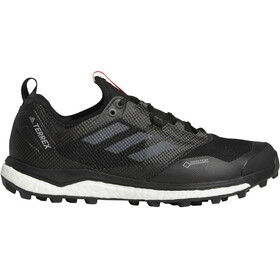 adidas TERREX Agravic XT Gore-Tex Trail Running Shoes Men core black/grey five/hi-res red